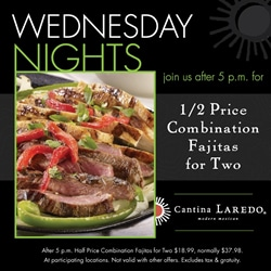 cantina laredo coupon