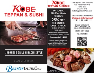 kobe teppan dallas